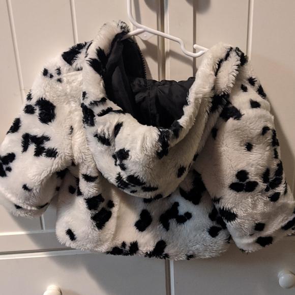 🐄🐮MOO cow coat!+cozy unicorn one piece